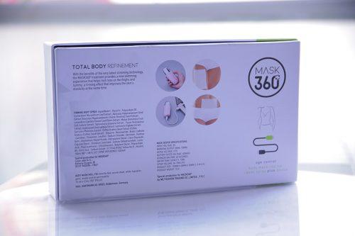 Τοπικο και κυτταριτιδα τελος με προιοντα περιποιησις Mask360